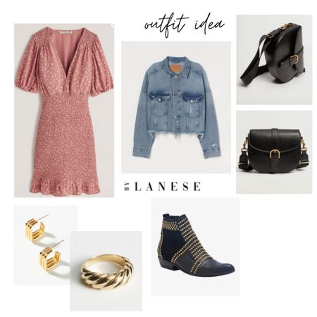 Short Dress & Boots  Always a great combo    @liketoknow.it #liketkit #LTKshoecrush #LTKstyletip #LTKitbag http://liketk.it/3esvv