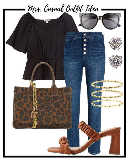 Date night/girls night outfit idea 💗   #LTKshoecrush #LTKunder100 #LTKunder50