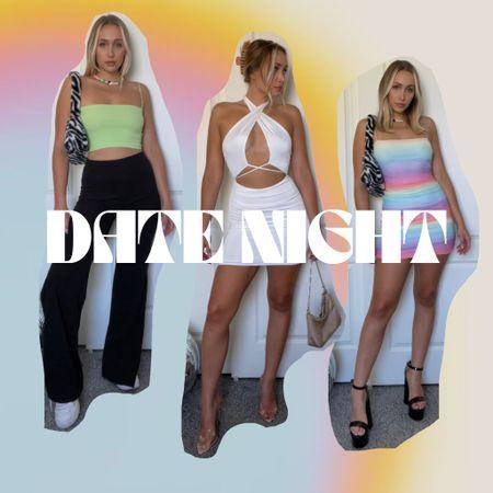 3 must have date night fits! 🍸💚  #LTKfit #LTKunder100 #LTKstyletip
