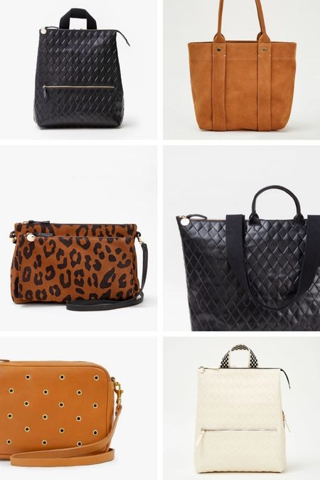 Clare V is my all time favorite bag brand! Here are some sale favorites — I have the leopard bag and it's so beautiful!   #LTKsalealert #LTKitbag