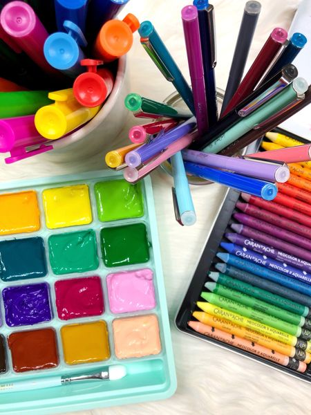 Affordable Amazon Art & Craft Supplies  #LTKunder50 #LTKbacktoschool #LTKsalealert