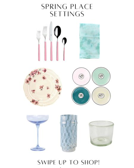 http://liketk.it/39fT1 #liketkit @liketoknow.it  Now that we're melting from the winter storm, I'm looking so forward to spring! Shop my current picks for your new favorite spring table setting! #kbtable