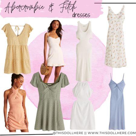 Summer and spring dresses  #LTKunder100 #LTKDay #LTKSeasonal