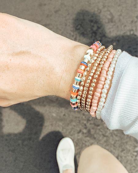 http://liketk.it/3ekeF @liketoknow.it #liketkit #bracelet #rainbow #forever21 #summer