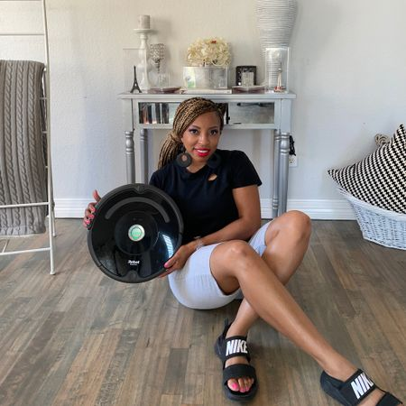 The iRobot Roomba is a game changer! Get your own and you Can thank me later.   http://liketk.it/3fPuI #liketkit @liketoknow.it #LTKhome #LTKfamily @liketoknow.it.home Download the LIKEtoKNOW.it shopping app to shop this pic via screenshot