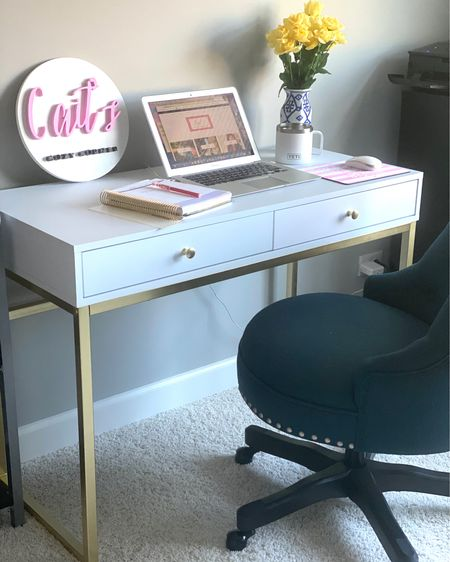 My new office area http://liketk.it/2MK4G #liketkit @liketoknow.it @liketoknow.it.home @liketoknow.it.family #LTKstyletip #LTKworkwear #LTKhome