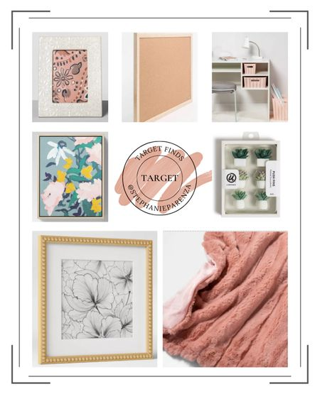 I bought a few home decor pieces from target to decorate my hospital room and to make it feel more like home. I'm planning on shifting them to sister's room when I get out of here. These pieces are perfect for an office refresh or for adorn room or even to add little pops of color in to your house http://liketk.it/39pPX #liketkit @liketoknow.it #LTKhome #LTKunder50 #StayHomeWithLTK