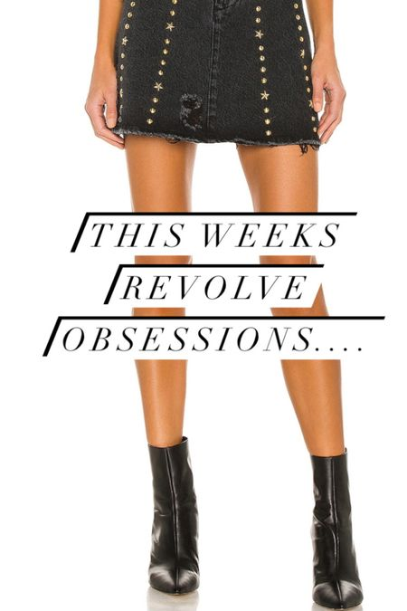 One of my favorite online shopping destinations, Revolve. Here are this  week's obsessions! You can instantly shop my looks by following me on the LIKEtoKNOW.it shopping app #LTKunder100 #revolve http://liketk.it/3eh9z #liketkit @liketoknow.it