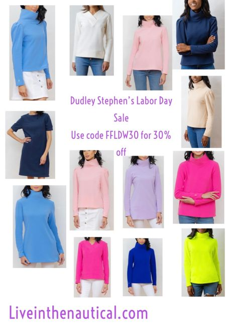 Labor Day Sales are already in full swing! And Dudley Stephens is celebrating summer with the best deal of the year! Use code FFLDW30  for 30% off   #dudleystephens  #LTKworkwear #LTKSeasonal #LTKsalealert