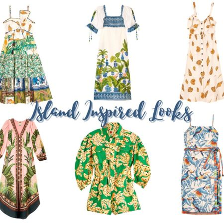 APstyle island inspired looks. I have shopped 16 pieces that all make a statement for all your island travels.  Plan to cruise, head to a resort or island hop.....I have you covered in style. http://liketk.it/3eGaG #liketkit @liketoknow.it #LTKstyletip #LTKtravel  #LTKunder50 You can instantly shop my looks by following me on the LIKEtoKNOW.it shopping app or on my persona blog www.Airicapuckettstyle.com