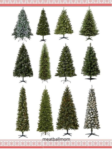 Christmas Trees from Target          Christmas trees , Christmas , target style , target home decor , target holiday , holiday decor , Christmas tree style , holiday decorating ideas , holiday style , flocked trees  , #ltkholidaystyle  #LTKHoliday #LTKhome #LTKSeasonal