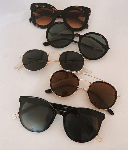 Amazon sunglasses. 😎  #LTKunder50 #LTKstyletip #LTKtravel