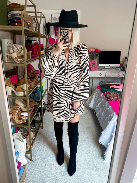 BuddyLove zebra print dress! LOVE.. size: XS!! 25% off   #LTKHoliday #LTKSale #LTKSeasonal