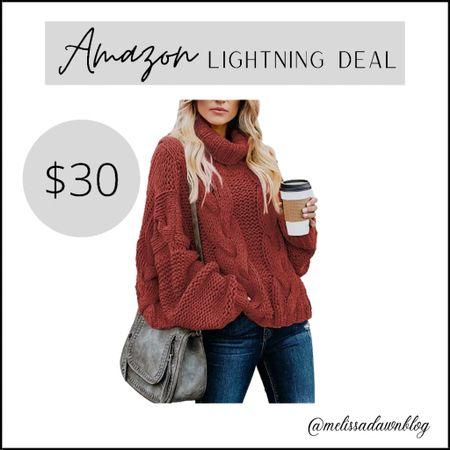 Turtleneck sweater   #LTKunder50 #LTKsalealert #LTKSeasonal