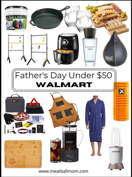 Father's Day gift ideas under $50 from Walmart!              Father's Day , Father's Day gift , gifts for him, gifts for men, Walmart finds, #ltkhome #ltkeurope  #LTKunder50 #LTKmens #LTKfamily