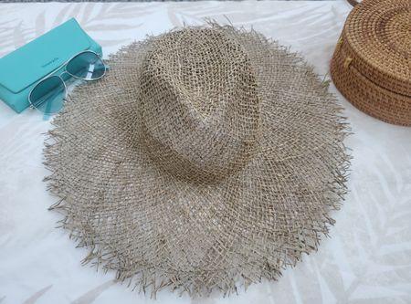Newest beach hat. Great quality. Comes in three sizes.  #reddress #hat #lackofcolors http://liketk.it/3hcFg @liketoknow.it #liketkit