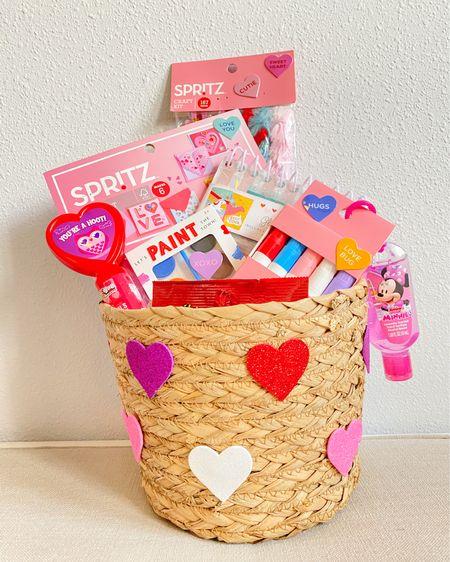 Valentines Gift Basket❤️ http://liketk.it/370gF #liketkit @liketoknow.it #LTKVDay #LTKSeasonal #LTKkids @liketoknow.it.family