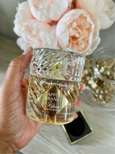 In today's video I'm reviewing the highly anticipated Apple Brandy On The Rocks by Kilian! Head on over to my Youtube to find out the details on the juice inside this beautiful bottle!  Is it a love, like, or let-down???  #applebrandyontherocks #kilianapplebrandy #kilianapplebrandyontherocks #fragrancereview #fragrancereviewer #simplyayesha      #LTKbeauty