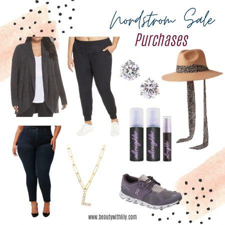 My 2021 Nordstrom Sale Purchases — joggers, sneakers, plus-size   #LTKsalealert #LTKcurves #LTKbeauty