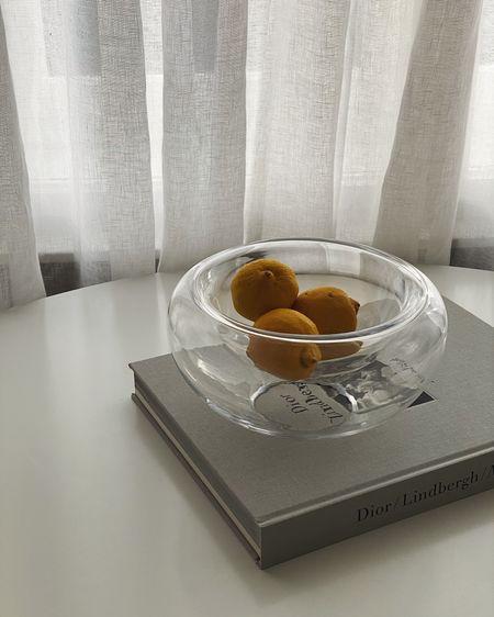 double glass bowl 🔮  #liketkit @liketoknow.it http://liketk.it/3bHrx #LTKunder50 #LTKeurope #LTKhome