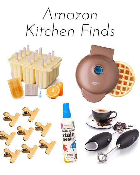 My most recent handy kitchen finds from Amazon!! #liketkit @liketoknow.it http://liketk.it/3gLqZ #LTKhome @liketoknow.it.home