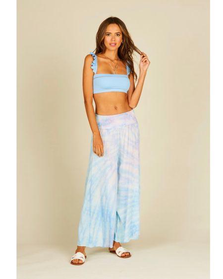 The best beachy pants ever http://liketk.it/3gAhb #liketkit @liketoknow.it #LTKunder100 #LTKstyletip #LTKtravel