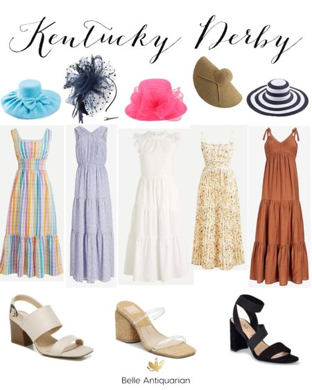 Do you have your Kentucky Derby outfit ready?  Follow me on LIKEtoKNOW.it for more deals and dupes! @BelleAntiquarian   #LTKfamily #LTKshoecrush #LTKwedding