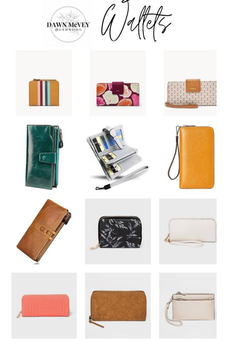 Purse-palooza handbag round-up! 😂 Linking up lots of cute bags & wallets just in time for Mother's Day gift-giving or wish-listing! Hope you find something to love! This is my wallet round-up! Lots of different color options on many of these wallets so be sure to over to shop them to see any other color options available! #purses #handbags #wallets  #liketkit @liketoknow.it http://liketk.it/3dLtw    Shop my daily looks by following me on the LIKEtoKNOW.it shopping app