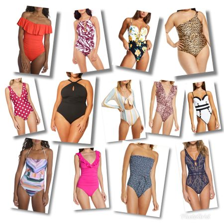 Gorgeous Swimsuits for ALL body types!! http://liketk.it/3aHp6 #liketkit @liketoknow.it #LTKcurves #LTKfit #LTKstyletip