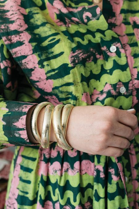 Favorite bracelets, I'm wearing 2 here!   #LTKunder100