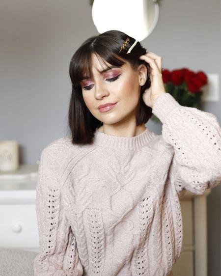 Valentine's Day inspired makeup look ❤️❤️❤️ http://liketk.it/361Jd #liketkit @liketoknow.it