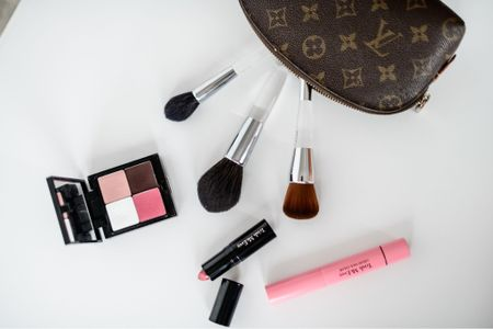 what's in my makeup bag #trishmcevoy   #LTKsalealert #LTKbeauty #LTKunder100