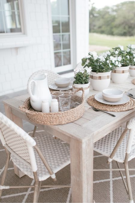 World market dining table 20% off!         #LTKhome