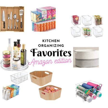 Check out our favorite Amazon finds for organizing your kitchen!  #kitchen #kitchenorganizing #organizedkitchen #amazonfind #amazon   http://liketk.it/3bWHb #liketkit @liketoknow.it