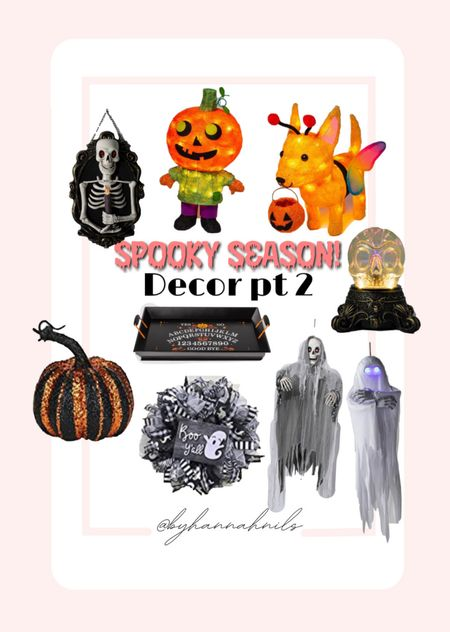 More Halloween decor!   #LTKSeasonal #LTKHoliday #LTKstyletip