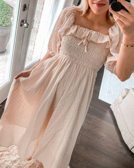 Maxi dress, summer dress #LTKSeasonal #LTKunder50 #LTKshoecrush   http://liketk.it/3hVe2 @liketoknow.it #liketkit