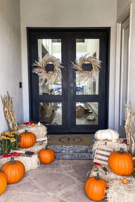 Fall front porch decor!   #LTKSeasonal #LTKstyletip #LTKhome
