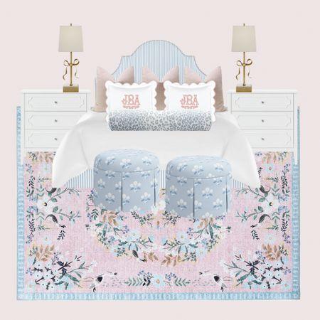 Such a dreamy room for little girls!   #LTKkids #LTKhome