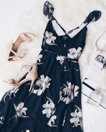 Chic style. Love this wrap style dress. Perfect for a wedding guest dress or date night.     #LTKfall #weddingguestdresses  #bridesmaiddresses #wedding #summerdress #summerfashion #bridalshowerdress #bridalshowerdress #nsale #nordstromsale #nordstromanniversarysale #nordstrom #anniversarysale #LTKSeasonal  #dress #weddingguest #weddingguestdress  #liketkit #LTKunder100 #LTKhome #LTKfit #LTKunder50 #LTKstyletip #LTKcurves #LTKfamily #LTKswim #LTKsalealert #LTKwedding #LTKshoecrush #LTKitbag #LTKtravel #LTKbeauty @shop.ltk http://liketk.it/3lhfH