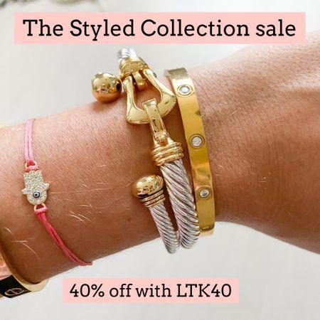 The styled Collection sale  Follow my shop on the @shop.LTK app to shop this post and get my exclusive app-only content!  #liketkit #LTKunder50 #LTKsalealert #LTKSale @shop.ltk http://liketk.it/3oaJv