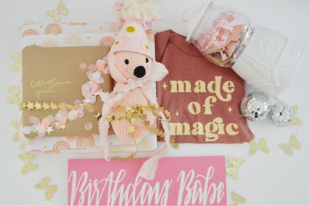 First birthday gifts, baby girl, baby girl toys, gift guide  #LTKHoliday #LTKSeasonal #LTKbaby
