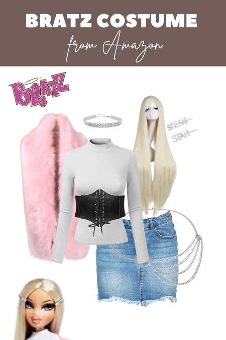 Bratz costume from amazon