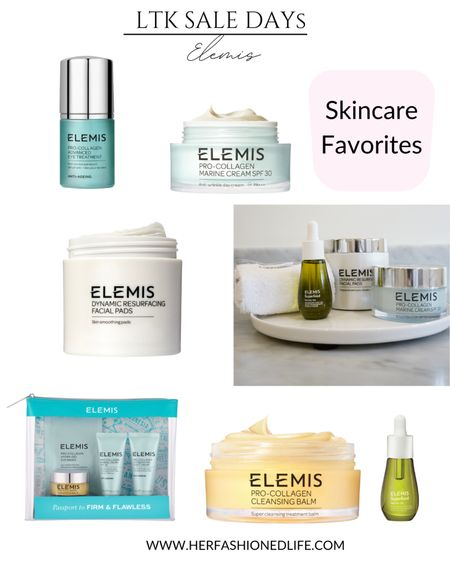 Like to know it sale, Elemis skincare products, moisturizer, serum, beauty must have Herfashionedlife   #LTKbeauty #LTKDay #LTKunder100