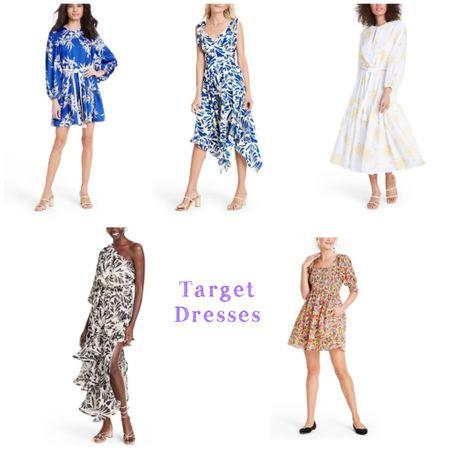 Dresses. Target dresses. Under 50. Summer outfit ideas. Vacation dresses.   #LTKSeasonal #LTKunder50 #LTKstyletip