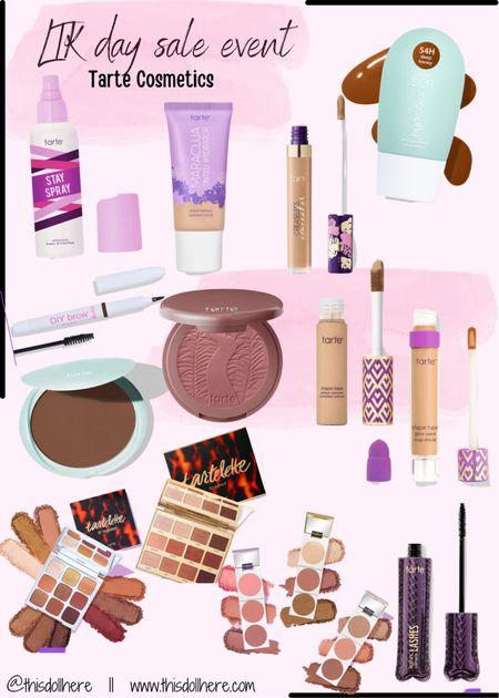 Tarte cosmetics    #LTKbeauty #LTKDay #LTKsalealert http://liketk.it/3hlfN #liketkit @liketoknow.it
