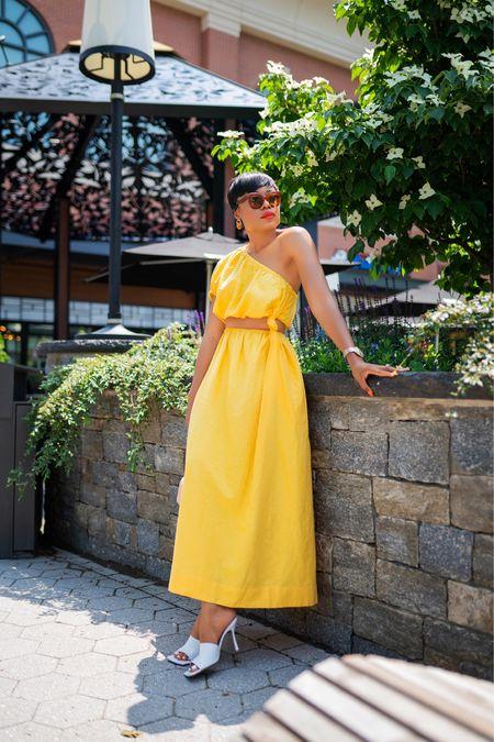 Summer dress for vacation & wedding event  #LTKunder100 #LTKstyletip #LTKSeasonal