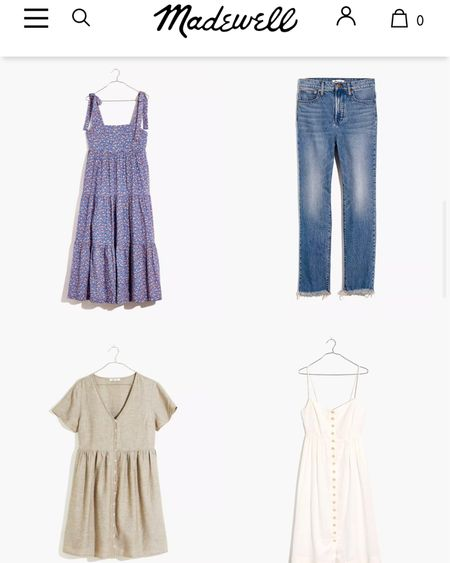 I think I've just discovered my new obsession!! Madewell has some seriously cute stuff just in time for the #ltkspringsale! From dresses to denim & fun, flirty & comfy looks, I've tagged a few of my favorite things! Not only is it $25 off $125, but some pieces are on some major deep discount! Happy shopping! 🛍 http://liketk.it/3cl0L #liketkit @liketoknow.it #LTKSpringSale #LTKsalealert #LTKunder100 @liketoknow.it.family Shop my daily looks by following me on the LIKEtoKNOW.it shopping app