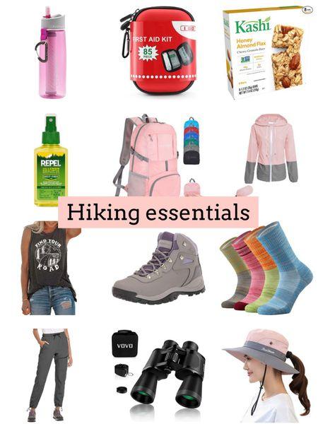 Hiking   #LTKtravel #LTKunder50 #LTKSeasonal