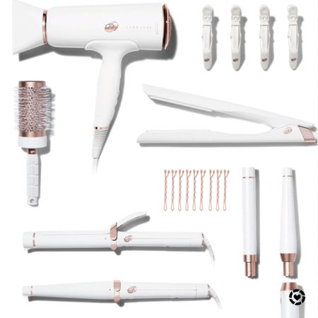 Have  by you checked out the sale on these products over at Nordstrom's #haircare #curlingiron #blowdryer #t3  #LTKunder100 #LTKbeauty