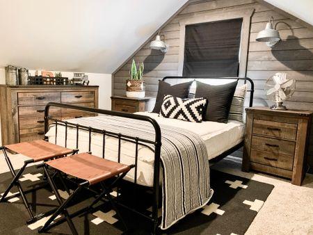 Big boy bedroom makeover reveal!! @liketoknow.it #liketkit http://liketk.it/3gesp